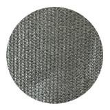 Mreža za zasenu 2x15m 100% - srebrna