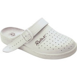 Papuče - klompe kožne 36-46 RELAX