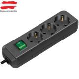 Produžni kabel - razvodnik 3 utičnice 1.5m - 1.5mm Prosto