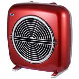 Retro metalna grejalica - crvena 2000W ARDES