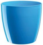 Saksija RIO plava 14x13cm DiMartino