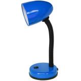 Stona LED lampa E27 plava PROSTO
