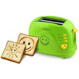 Toster SMILEY - zeleni 750W ESPERANZA