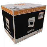 Spone za nivelaciju pločica 2mm - 2000kom. SYSTEM LEVELING
