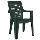 Baštenska stolica - zelena EMA