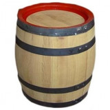 Drveno hrastovo bure za vino i rakiju 30L