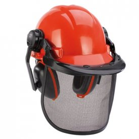 Kaciga - maska zaštitna za košenje Einhell