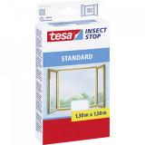Komarnik sa lepljivom trakom beli - 1.3x1.5m TESA
