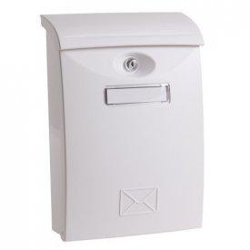 Poštansko sanduce PVC belo 24x11x35cm