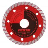 Rezna ploča dijamantska za kamen, beton i ciglu 110mm FESTA