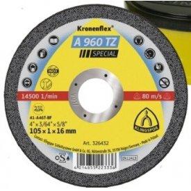 Rezna ploča za inox SPECIAL 115x1 Klingspor
