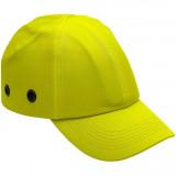 Šlem kapa sa unutrašnjom zaštitom od udaraca - žuta COVER GUARD