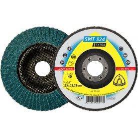 Lamelni brusni disk SMT 324 gr. 40-80 Klingspor