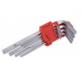 Imbusi CrV komplet 1.5-10mm FESTA
