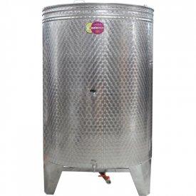 Bure za vino INOX 2000L Ezio Inox