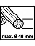 Električna seckalica za grane GC-KS 2540 EINHELL