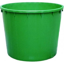 Kaca za kominu zelena 150-300L