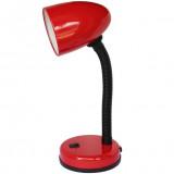 Stona LED lampa E27 crvena PROSTO