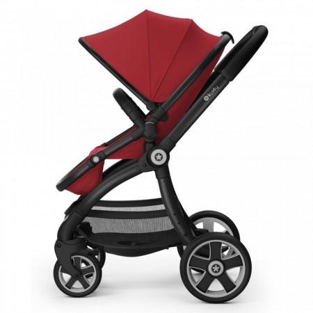 Kiddy carucior sport Evostar 1 Ruby Red