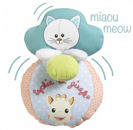 Minge cu sunete si vibratii Vulli- pisica Lazare