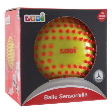 Pachet-Minge Senzoriala bicolora+Spatiu de joaca gonflabil CAT