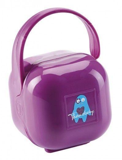 Thermobaby Cutie portabila pentru suzeta Purple