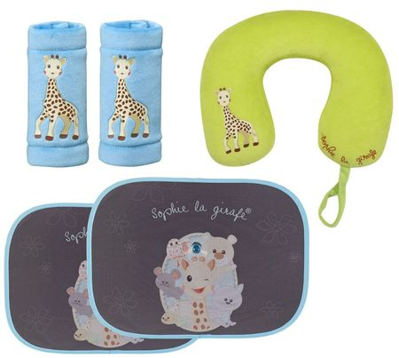 Vulli set calatorie Girafa Sophie