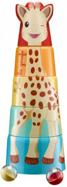 Turnul urias al Girafei Sophie
