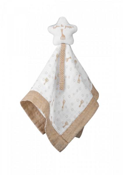 Batistuta Comforter So Pure,cu sistem prindere suzeta Vulli