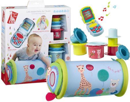 Set jucarii Essentials, Girafa Sophie