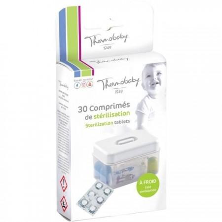 30 tablete pentru sterilizare la rece Thermobaby