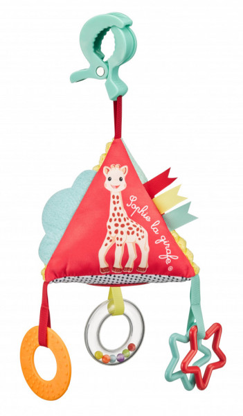 Piramida 3 activitati Girafa Sophie
