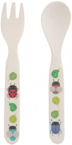 SB Set tacamuri din bambus Busy Bugs