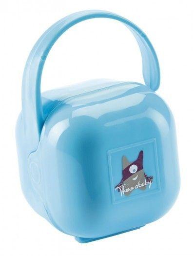 Thermobaby Cutie portabila pentru suzeta Turquoise