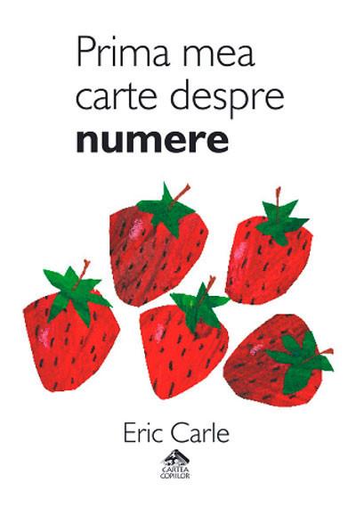 Prima mea carte despre numere (Editie bilingva)