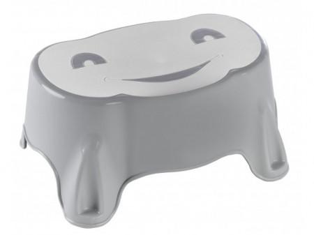 Treapta inaltatoare pentru baie Babystep Thermobaby Grey Charm