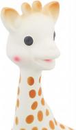 Set Girafa Sophie si figurina din cauciuc pentru rontait So pure