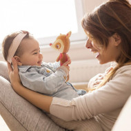 LUDI Zornaitoare senzoriala Baby Doe