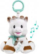 Vulli Jucarie muzicala Girafa Sophie 'pufoasa' 20 cm
