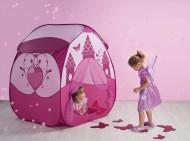 Ludi Cort joaca PRINTESA roz inchis