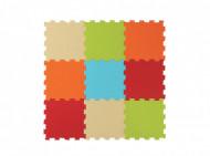 Ludi Covoras din spuma Multicolor