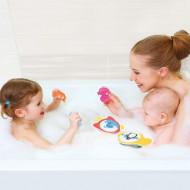Set de baie cu carte si stropitori LUDI