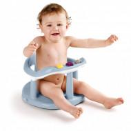 Suport ergonomic pentru baie Aquababy BABY BLUE