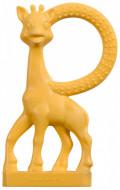 Vulli Inel dentitie vanilie in cutie cadou, Girafa Sophie Orange