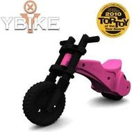 Bicicleta fara pedale YBIKE Original Pink