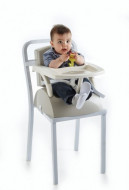 Booster 2 in 1 BABYTOP Thermobaby Agate Grey