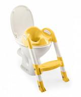 Reductor pentru toaleta cu scarita Kiddyloo PINEAPPLE