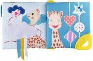 Vulli Cartea educativa a Girafei Sophie