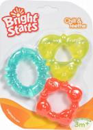 Bright Stars - Jucarie dentitie Forme Racoroase