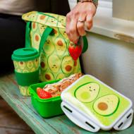 Caserola pentru mancare Happy Avocado